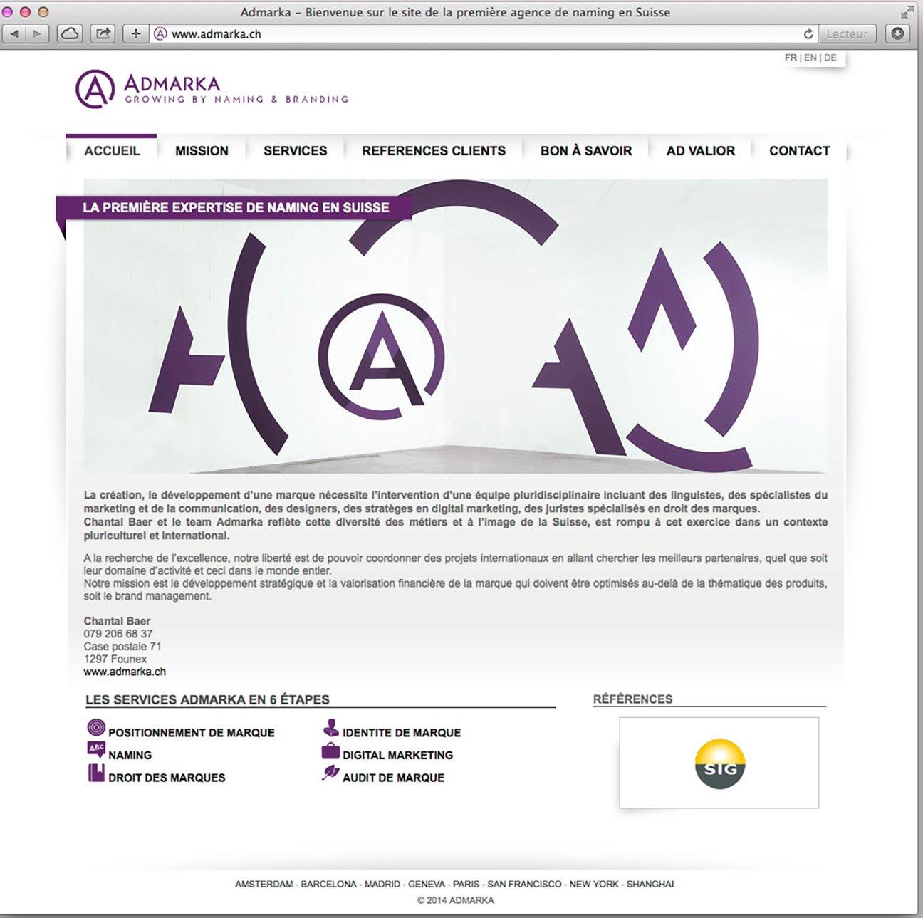 FabienCuffel_Communication-Visuelle_Photographie_Edition_Graphisme_genève_admarka_site-internet_home