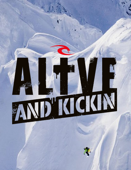 "RIP CURL TOUR ""ALIVE AND KICKIN"""