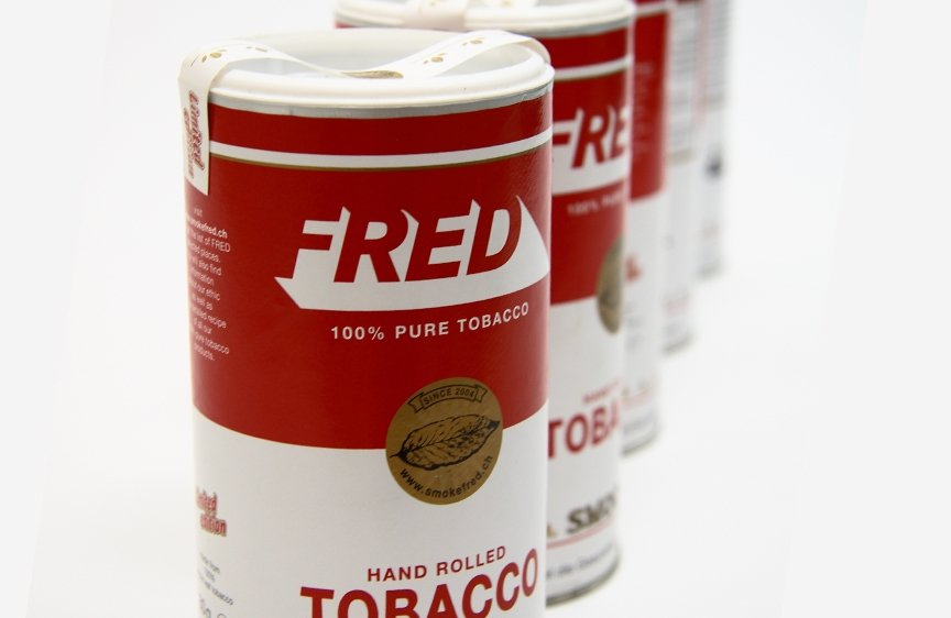 CIGARETTE FRED