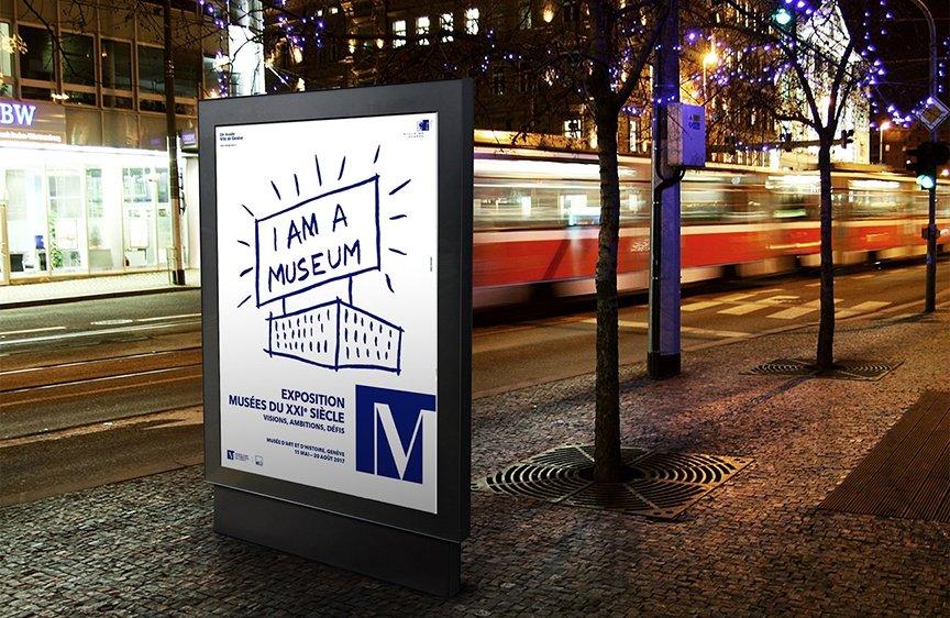 MUsée d'art et D'histoire Genève / I AM A MUSEUM