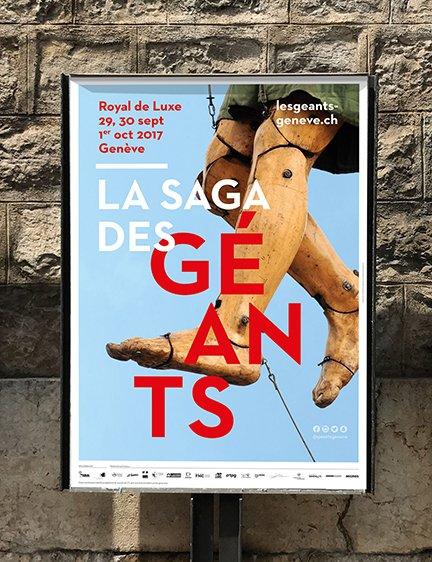 LES GEANTS GENEVE / ROYAL DE LUXE