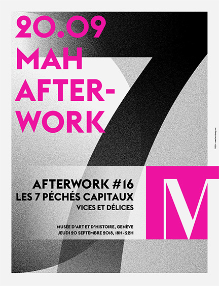 AFTERWORK / MAH MUSEE ART HISTOIRE GENEVE