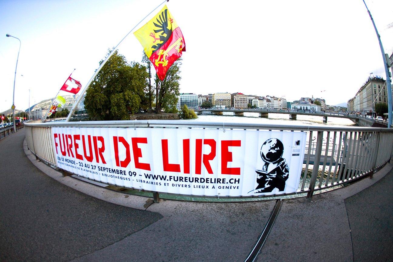 fabien_cuffel_banderole_festival_litteraire_fureur_lire_2009