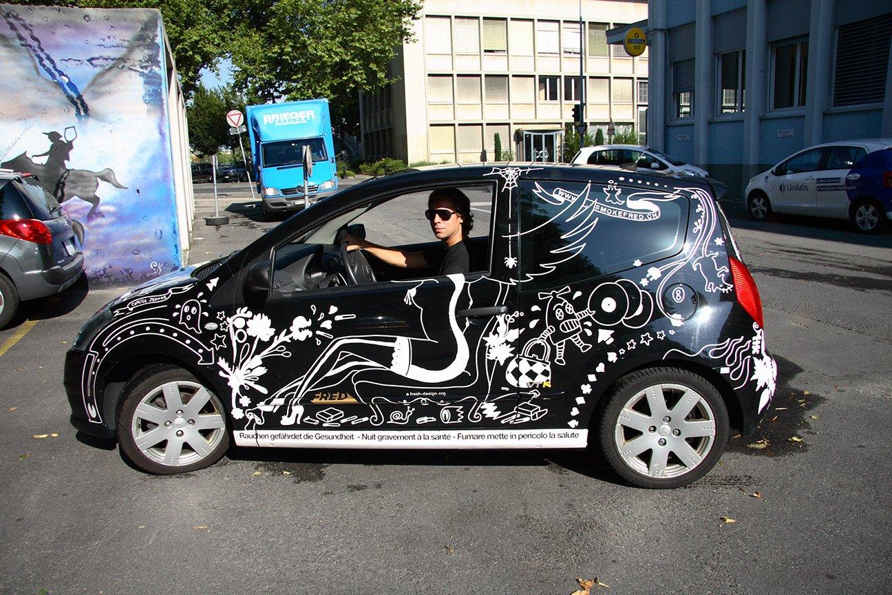 FabienCuffel_FRED_car