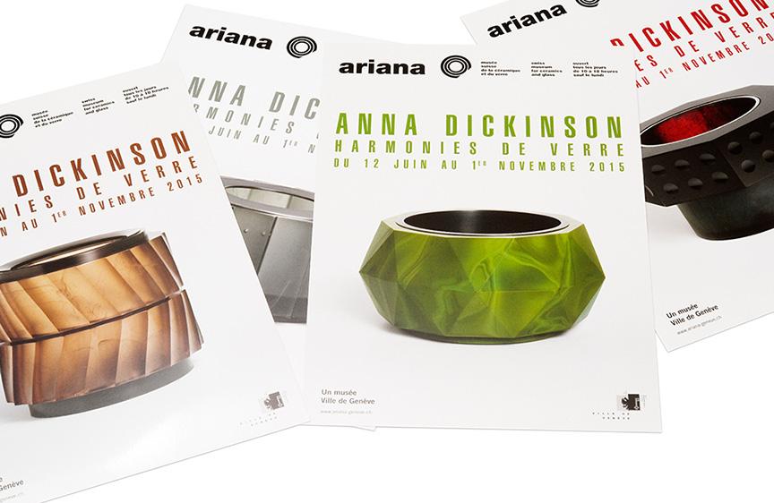 MUSéE ARIANA / EXPO Ana Dickinson