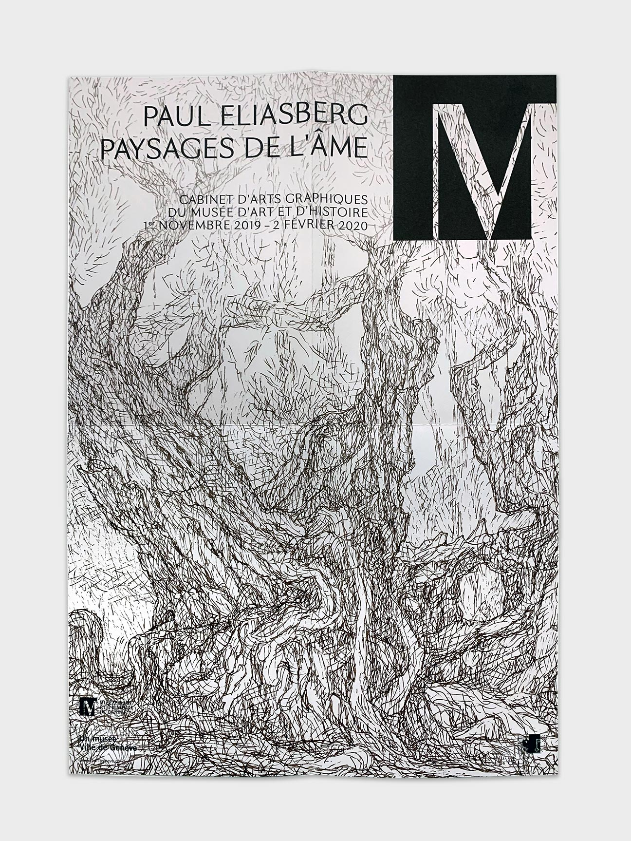 fabien_cuffel_graphisme_Typo_graphisme_Poster_A3_EXPO_ELIASBERG_geneve_musee_mah